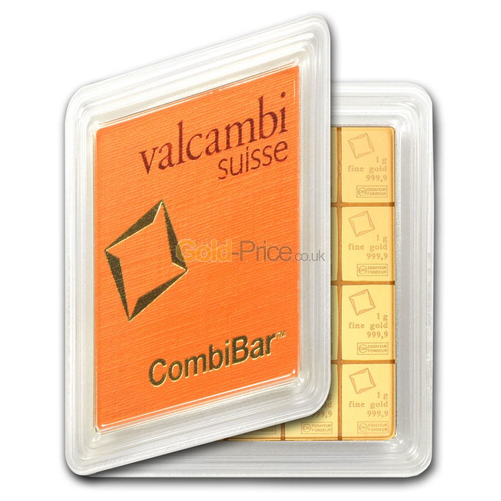 Why Doesn't SchiffGold Sell the Silver Valcambi CombiBar?