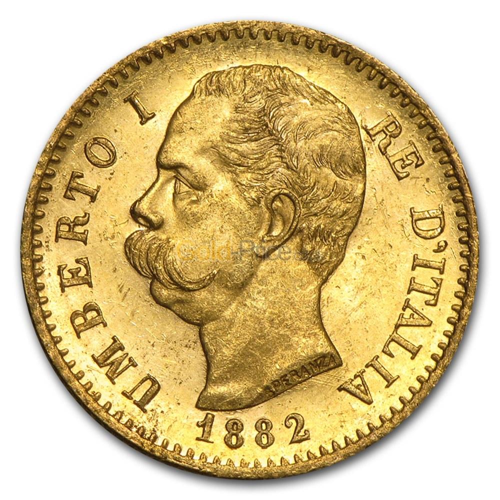 Gold Italy Platinum: Gold Coin Price Comparison: Buy Gold Italian Lira